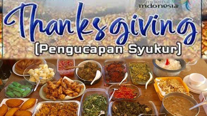 30 Agustus 2020 Manado Rayakan Thanksgiving, ini Syaratnya, Perhatikan Syarat ke-3