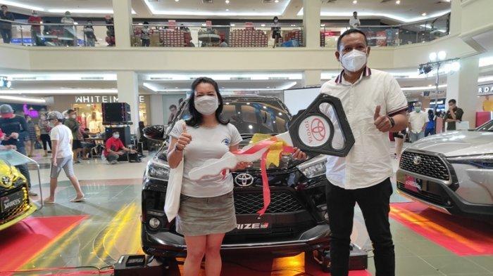 Cerita Konsumen Pertama All New Toyota Raize di Sulut, Eva Putuskan Beli Meski Belum Lihat Barang