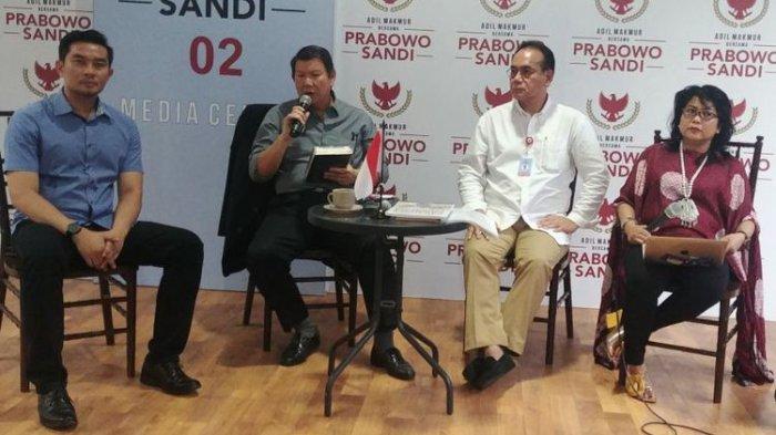 Klaim Menang, Adik Prabowo Bongkar Kelemahan Jokowi dan Bantah Prabowo-Sandi Anti Asing