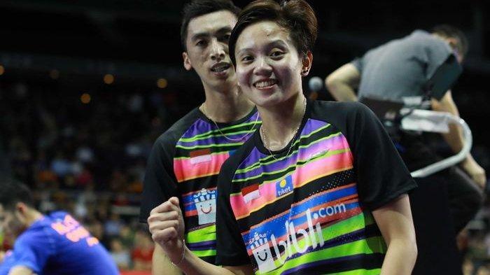 Tontowi/Winny Tersingkir, Dua Wakil Indonesia Melaju ke Babak Kedua Australian Open 2019