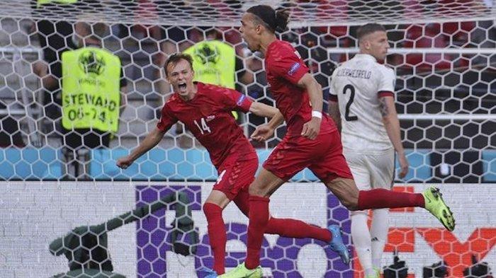 Inggris vs Denmark Euro 2021, Gareth Southgate Ingin Akhiri Kesialan, Tim Dinamit Bangkit