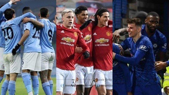Hasil dan Klasemen Liga Inggris Pekan ke-34: Man City Selangkah Lagi Segel Gelar Juara, Liverpool?