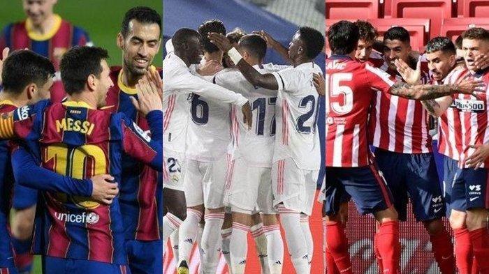 Hasil dan Klasemen Liga Spanyol Pekan ke-34: Persaingan Merebut Titel LaLiga Memanas di Sisa Laga