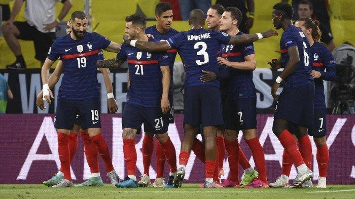 Euro 2020: Paul Pogba Terpilih Sebagai Pemain Terbaik, Prancis Taklukkan Jerman