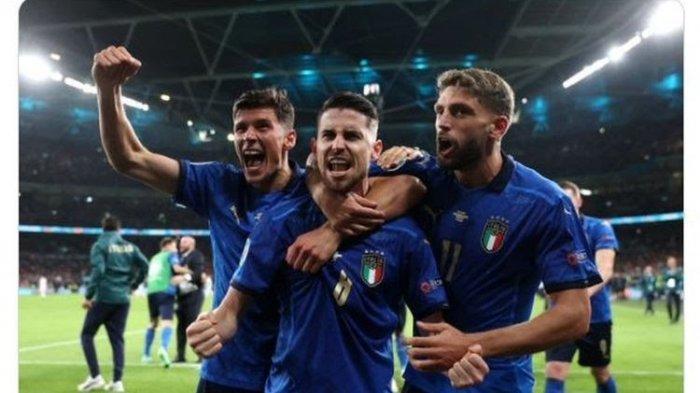 Pemain Italia di Semi Final Euro 2020