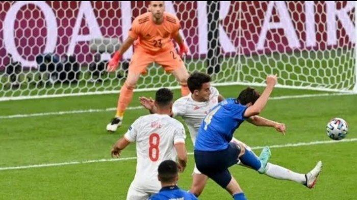 Hasil Italia vs Spanyol, Semi Final Euro 2020
