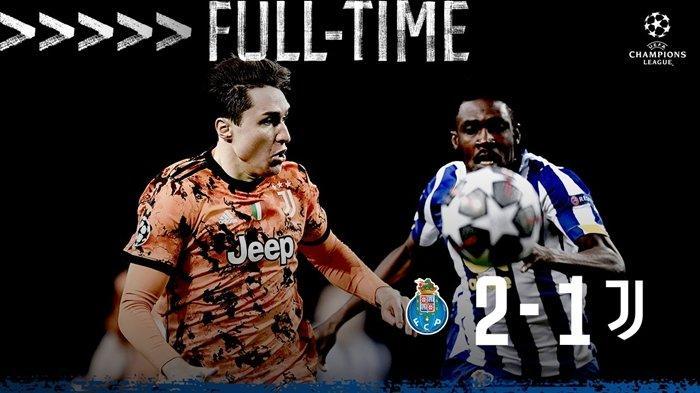 Blunder Bentacur Buat FC Porto Pesta di Kandang, Juventus Meradang