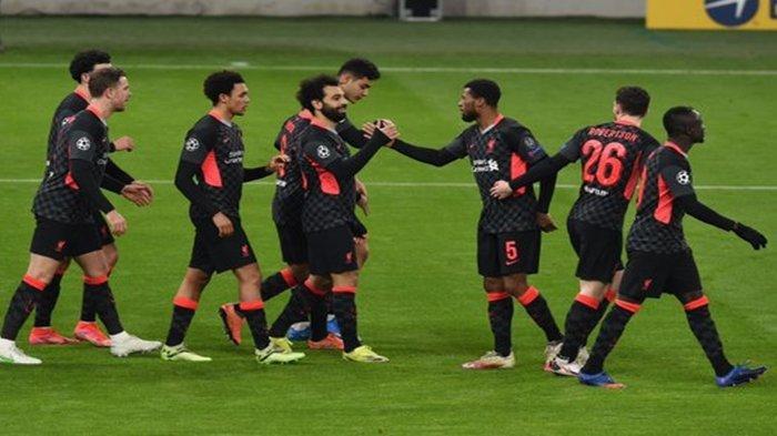 Liverpool Hancurkan RB Leipzig 0-2, Momentum Kebangkitan The Reds