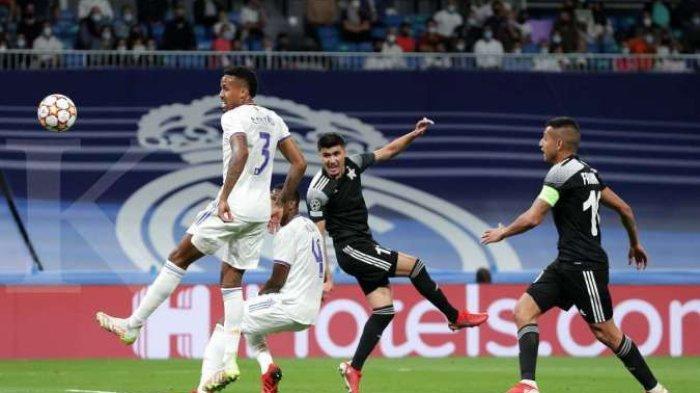 Hasil Real Madrid vs Sheriff di Liga Champions, Los Blancos Dipermalukan The Wasps, Kalah 1-2