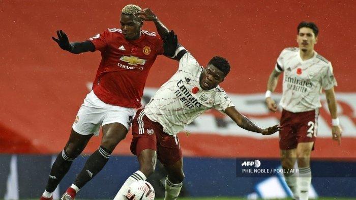 SEDANG BERLANGSUNG Live Streaming Liga Eropa Manchester United vs AS Roma, Akan Tampil 'Ugal-ugalan'