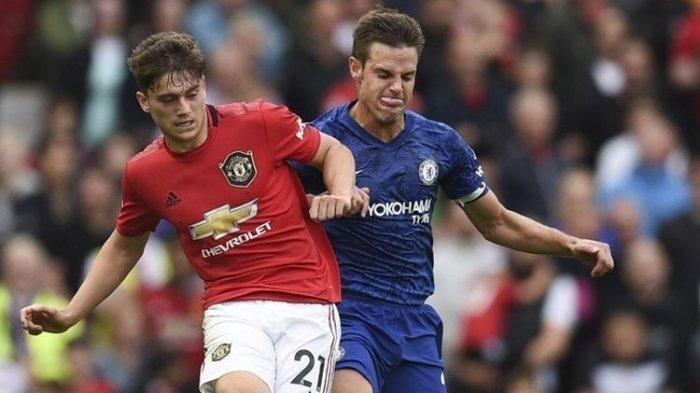 Hasil Liga Inggris Chelsea vs Man United, Laga Setan Merah dan The Blues Berakhir dengan Antiklimaks