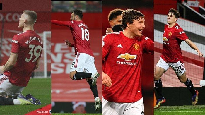 Simak Link Live Streaming TV Manchester United vs West Ham, Kick Off Mulai Pukul 02.15 WIB
