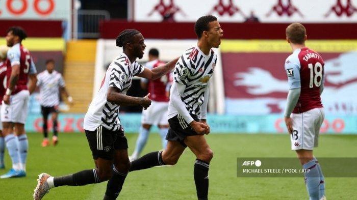 Hasil Liga Inggris Manchester United Vs Aston Villa, Fernandes Jadi Aktor Utama, Sempat Tertinggal