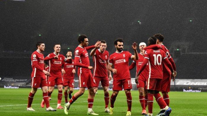 Link Live Streaming Antara Liverpool vs RB Leipzig, Satu Tim Lini Serang Tengah Mengalami Keretakan