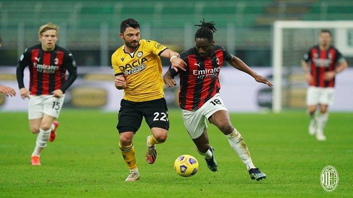 Dapat Hadiah Pinalti di Ujung Laga, AC Milan Selamat dari Kekalahan, Rossoneri Gagal Pangkas Poin