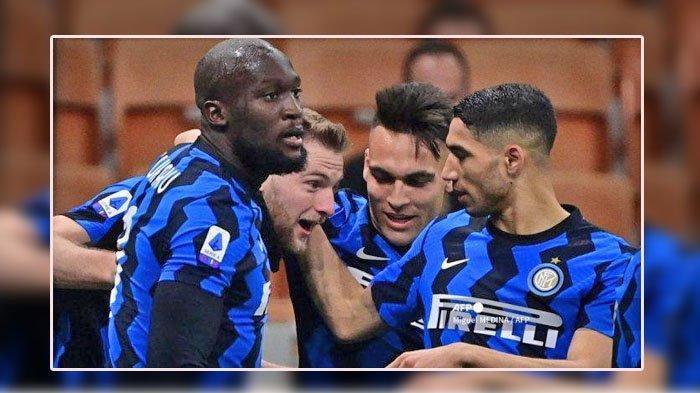 SEDANG BERLANGSUNG Live Streaming Crotone vs Inter Milan Liga Italia, Nerazzurri Diunggulkan