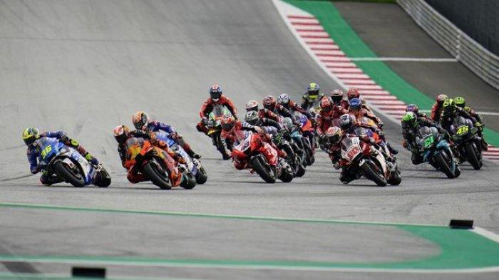 Hasil MotoGP Styria 2020.