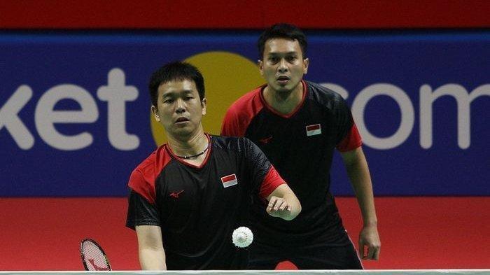 Hasil Perempat Final China Open 2019 -The Daddies Hanya Butuh 29 Menit Tumbangkan Wakil Jepang