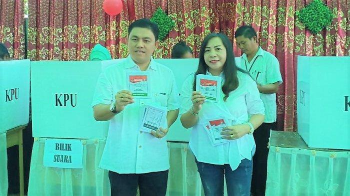 Hasil Perhitungan Sementara di Bolmong, Komaling Masih Unggul di Dapil VI