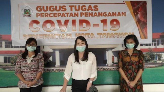 BREAKING NEWS Hasil Rapid Test Dinkes Tomohon, 2 Orang Dinyatakan Positif Virus Corona