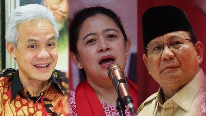 Hasil Survei: Pasangan Prabowo-Puan Paling Diunggulkan Jadi Capres-Cawapres, Ganjar Pranowo?