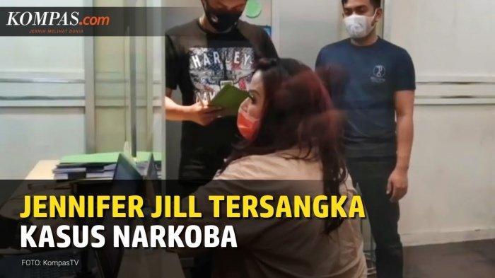 Hasil Tes Urine, <a href='https://manado.tribunnews.com/tag/jennifer-jill' title='JenniferJill'>JenniferJill</a> Negatif Narkoba, Ronaldo: Istri Ajun Perwira Akan Jalani Tes Rambut