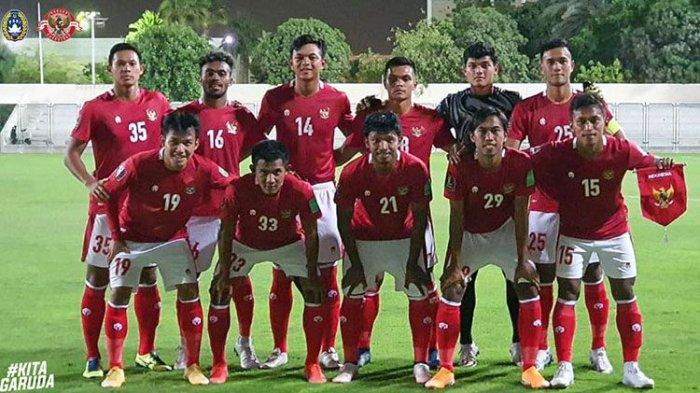 Hasil Timnas Indonesia vs Oman, 3 Gol Bersarang di Gawang Nadeo, Rangking FIFA Skuat Garuda Turun?
