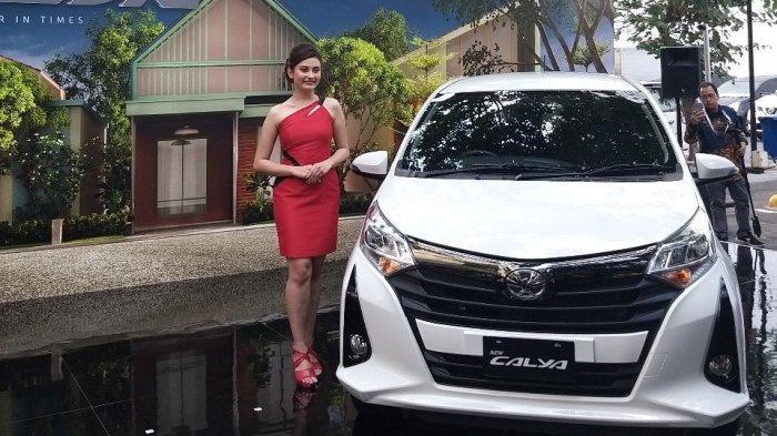 Hasjrat Toyota Siap Serahkan New Calya Pertama ke Pelanggan di Manado