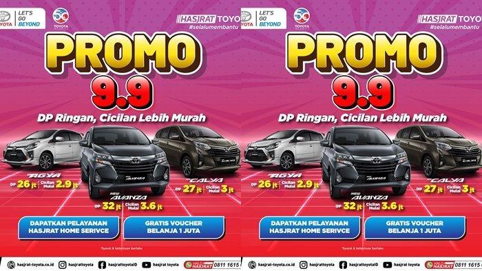 Peluncuran Program Promo 9.9 dari Hasjrat Toyota