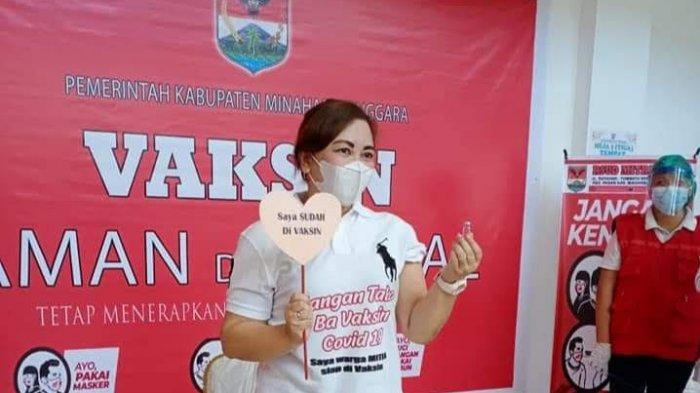 Belum Sepekan, Penerima Vaksin di Kabupaten Mitra Capai 371 Orang