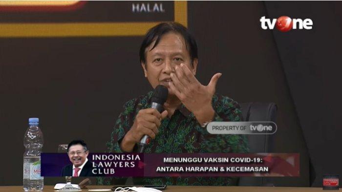 Sosok Henri Subiakto, Profesor Dipermalukan Fadli Zon di ILC, Sebut: Tak Bermutu Omongannya