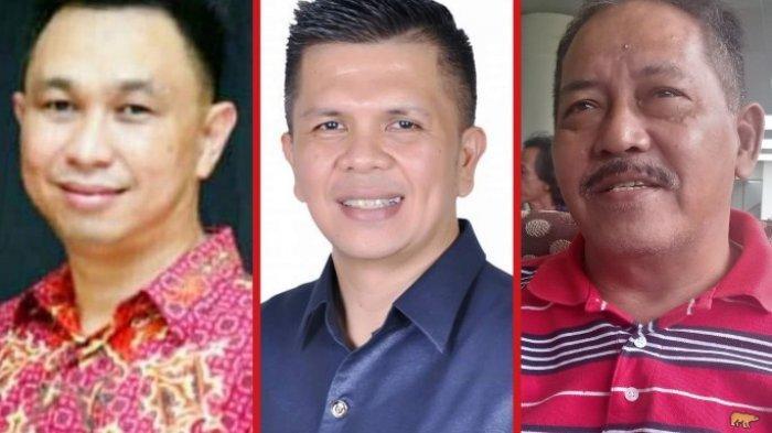 3 Politisi Masuk Daftar Tunggu Jadi Wakil Rakyat Gedung Cengkih DPRD Sulut, Siapa Mereka?