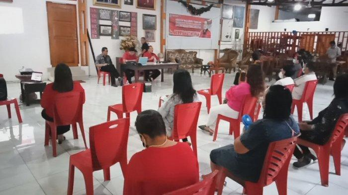 Herry Rotinsulu Lakukan Reses di Kalawat, Janji Perjuangkan Bibit Porang untuk Warga