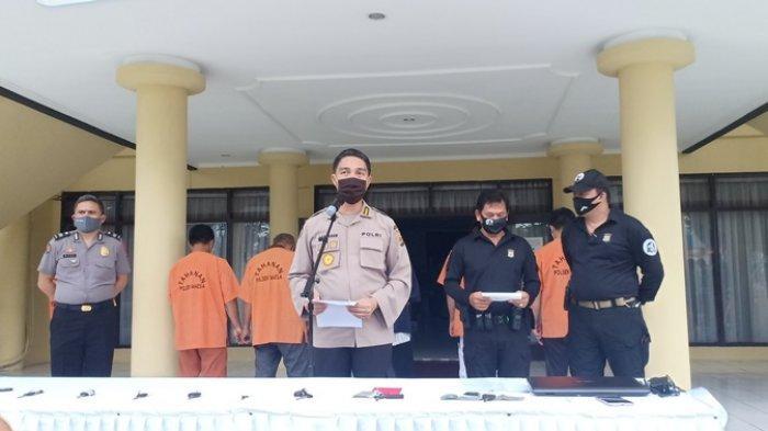 Timsus Maleo Bongkar Kasus Pencurian dan Penggelapan Ranmor, Berikut Daftar Kendaraan yang Diamankan