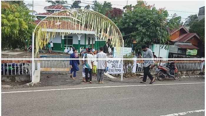 Lebaran di Lolak Sepi, WargaSilahturahmi Melalaui Media Sosial Saja
