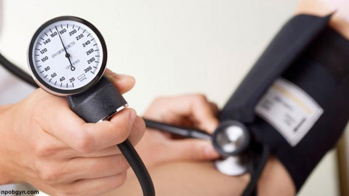 Waspadai Tekanan Darah Tinggi Saat Kehamilan