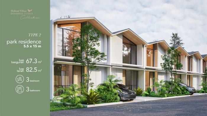 Holland Village Manado menawarkan unit baru Designer Homes yang berkonsep modern, stylish dan ecoliving. Unit diproduksi terbatas dengan harga mulai Rp 560 juta.