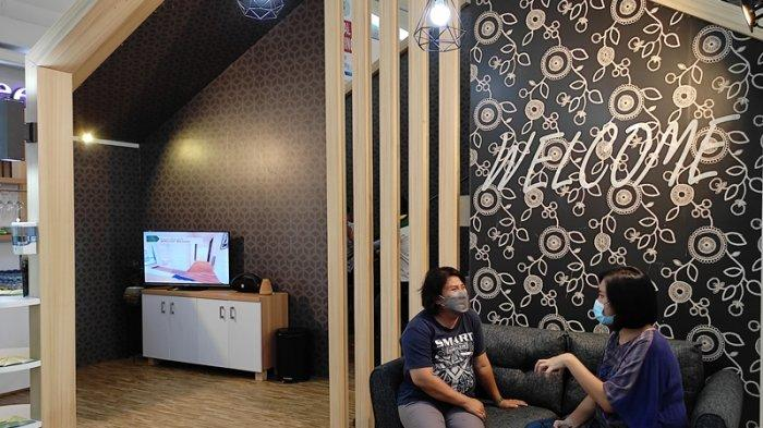 Holland Village Manado menghadirkan experience center Designer Homes