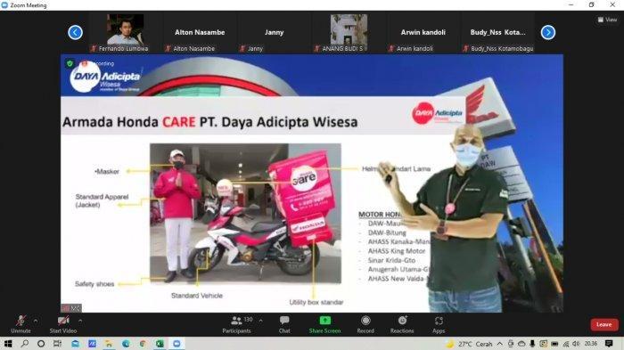 Honda Care Solusi bagi Konsumen di Masa Pandemi Covid-19