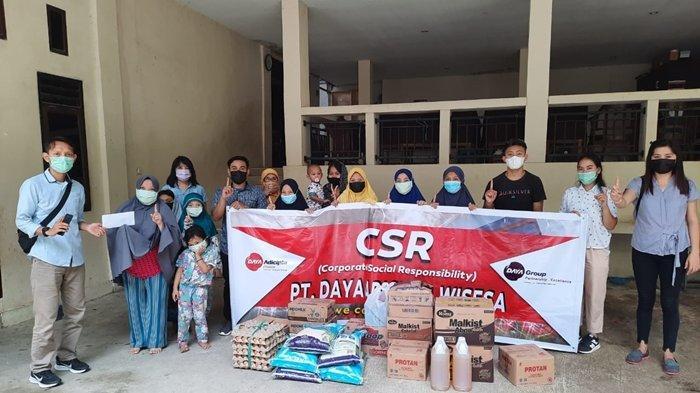 CSR Honda DAW, Berbagi Kebahagiaan Ramadan Bersama Anak-anak Panti Asuhan di Manado