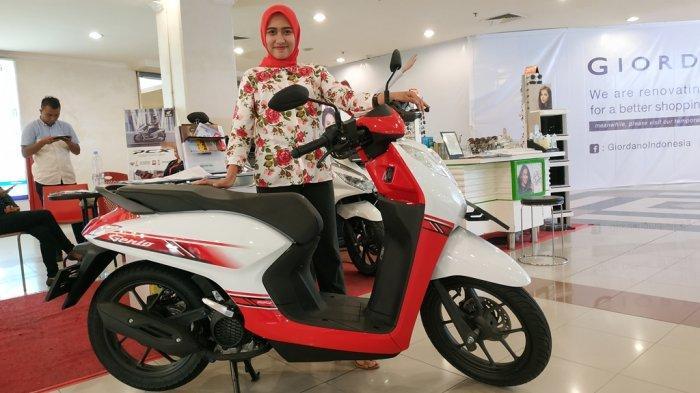 Beli Honda Genio, Gratis Asuransi Jiwa untuk Pengendara dan Penumpang