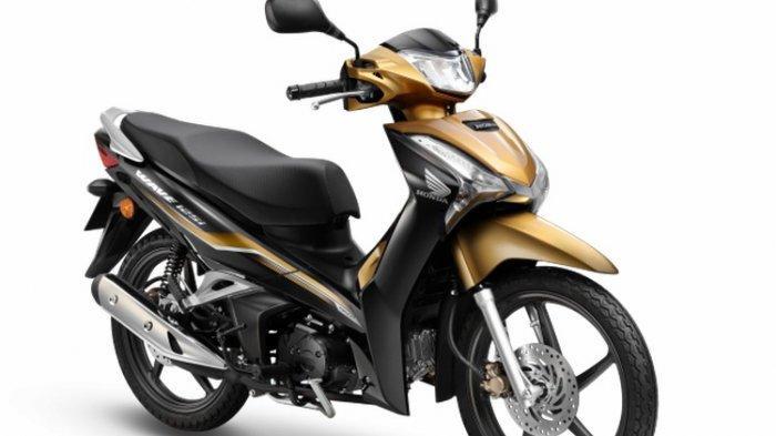 Honda Luncurkan Model Baru Honda Wave, Dianggap KembaranSupra X 125, Berikut Spek dan Harganya!