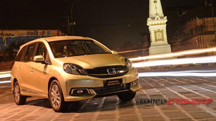 Honda Mobilio Bekas Taksi Jadi yang Paling Diminati, Harga Dijual Mulai Rp 100 Jutaan