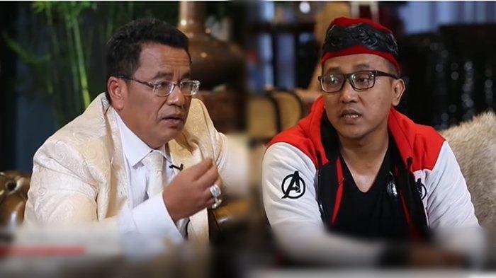 Pekerjaan Teddy Pardiyana Terungkap, Hotman Paris: Kamu Main Internasional, Kok Lo Ngalahin Gue?