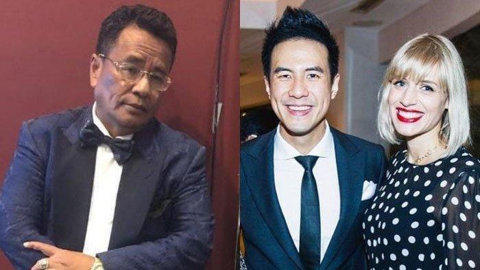 Hotman Paris Sebut Daniel Mananta Munafik, Gara-gara Pernikahannya: Seolah-olah bersih