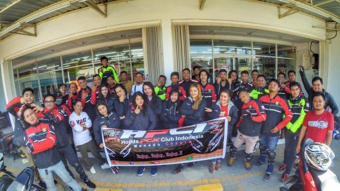 HPCI Manado Chapter Dukung Kegiatan Millenial Road Safety Festival 2019