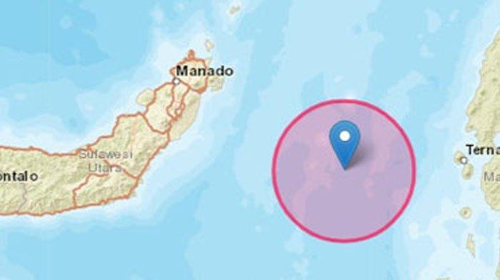 GEMPA Magnitudo 5.8 Terasa Hingga di Lima Wilayah, Lihat Rinciannya Sesuai Data BMKG