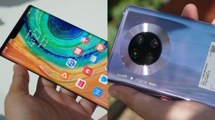 Huawei Mate 30 Pro Andalkan 5 Fitur Ini, Meski Tak Punya Aplikasi Google
