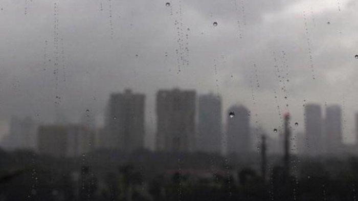 Info BMKG: Prakiraan Cuaca DKI Jakarta Hari Ini Selasa 14 Januari 2020, Jaksel Waspada Hujan Petir