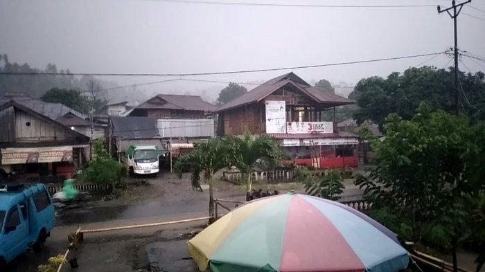 Hujan Lebat Landa Kabupaten Minahasa Selatan, Bupati Franky Wongkar Ingatkan Warga Waspada